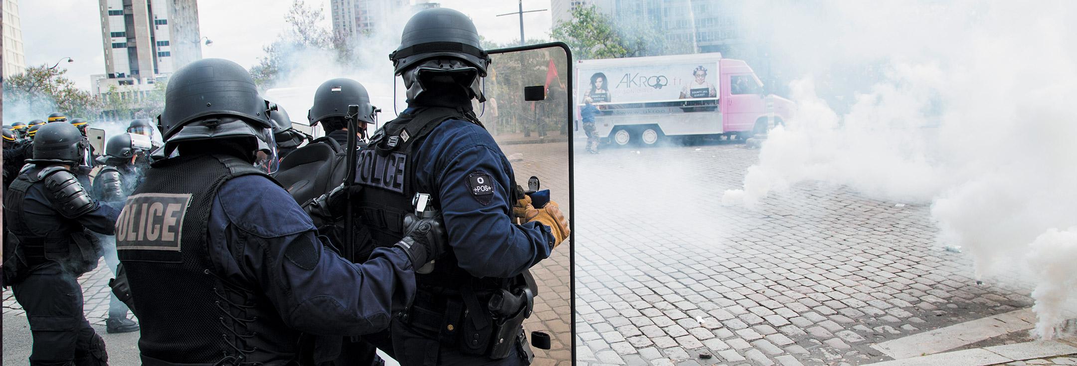 Protection du Revenu Police Nationale