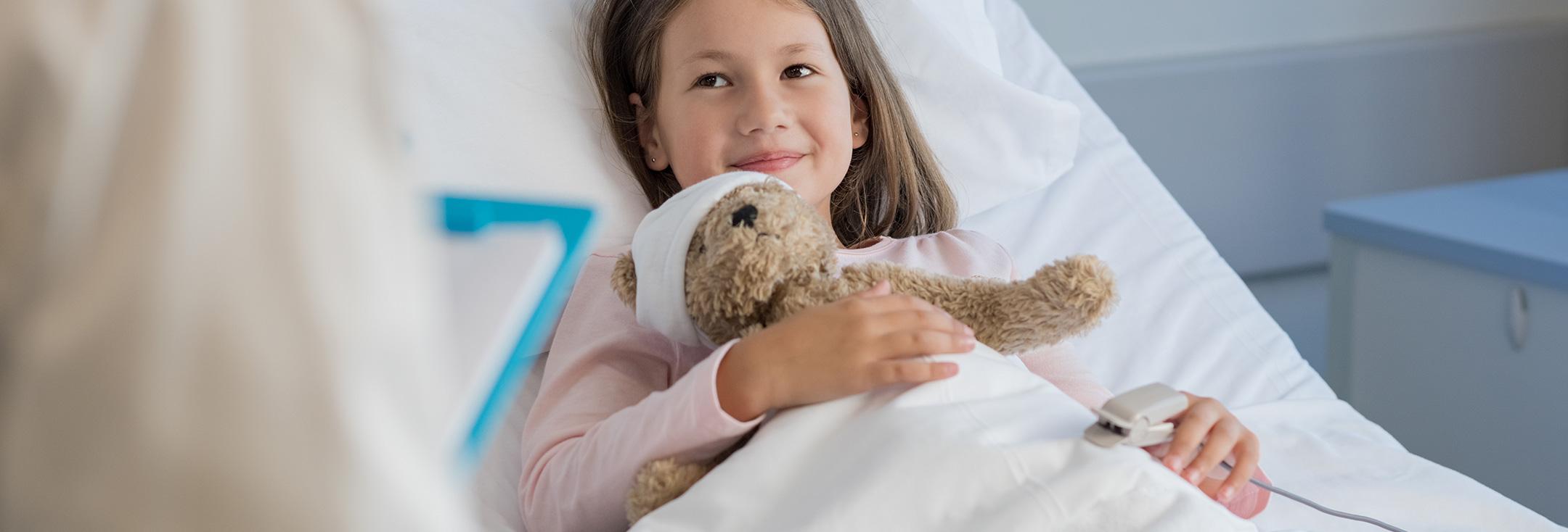 La prise en charge en cas d'hospitalisation