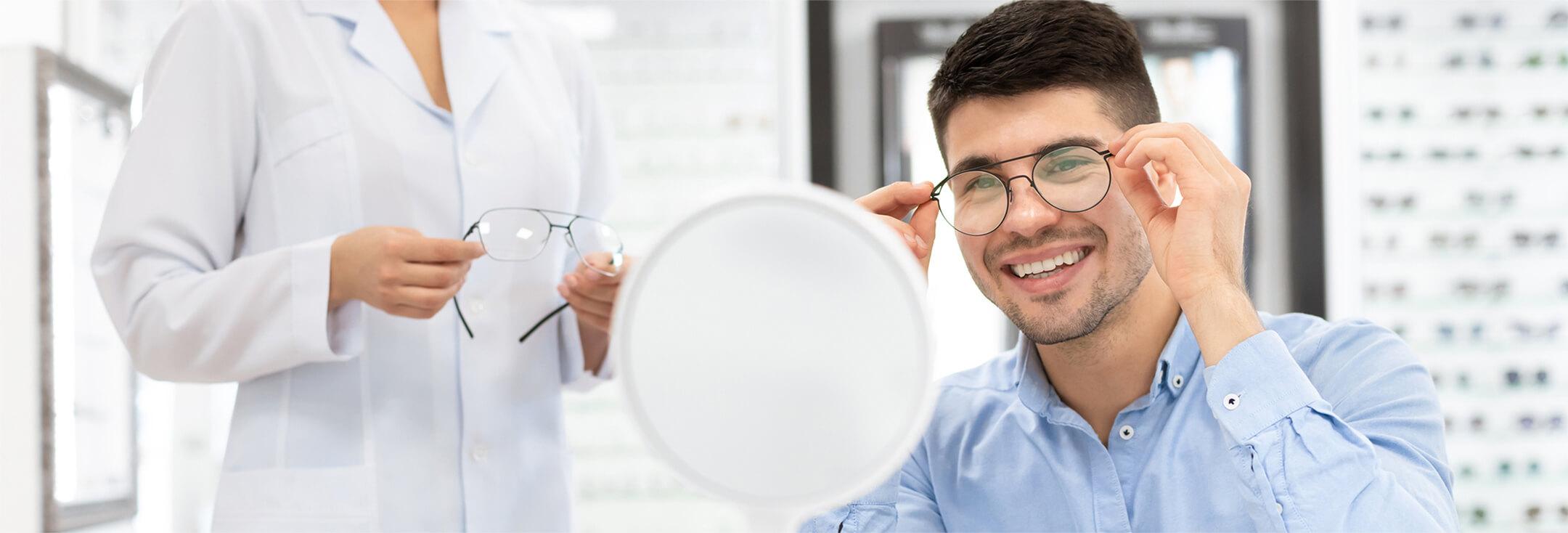 Les soins optiques